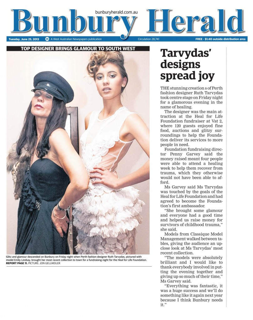 Tarvydas' designs spread joy